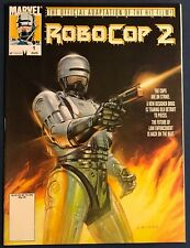 Robocop 2  #1  Aug 1990