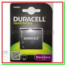 Batteria Ricaricabile DURACELL DRBEM1 = BLACKBERRY E-M1 x Curve 9350 9360 9370