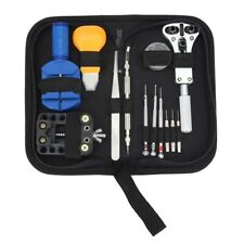 399Pcs Watch Repair Tools Kit Watchmaker Back Case Remover Opener Pin Spring Bar