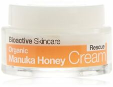 Dr. Organic Bioactive Skincare Organic Manuka Honey Rescue Cream 50ml Brand New