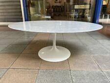 Eero Saarinen - Table basse ovale tulipe - Edition KNOLL