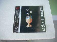 MIKE OLDFIELD - HEAVEN'S OPEN - JAPAN CD MINI LP