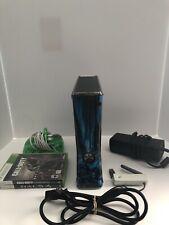 New listing Microsoft Xbox 360 S 250 Gb Black Console Bundle