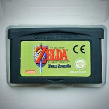 Legend of Zelda Link to the Past cuatro espadas Nintendo GBA Game Boy Advance SP UK