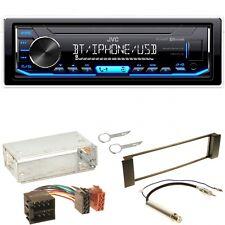 JVC KD-X351BT Bluetooth Autoradio MP3 Einbauset für Seat Leon Toledo 1M