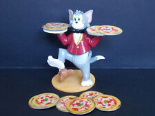 Jouet Maxi Kinder Tom & Jerry Tom Serveur de pizza C-3-30 France 2005