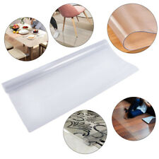 More details for rectangle pvc chair mat protector 1.5mm thickness for hard wood floor protect