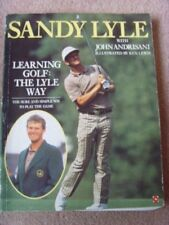 Learning Golf the Lyle Way (Coronet Books)