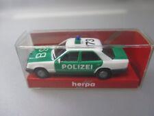 Herpa:Mercedes Benz 300E Polizei Nr.4100 (Schub75)
