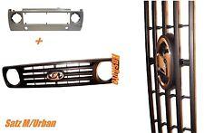 Umbausatz auf URBAN  Frontgrill + Kühlergrill + Emblem - LADA NIVA  alle Modelle