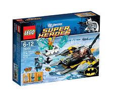 LEGO DC Universe Super Heroes Arktischer Batman vs. Mr. Freeze Aquaman auf dem E