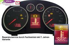 AUDI A2 8Z FIS Display Pixelfehler defekt Tacho Kombiinstrument Reparatur