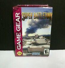 Super Battletank (version Américaine) N - Sega Game Gear