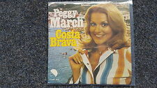 Peggy March - Costa brava 7'' Single SUNG IN SPANISH