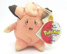 Pokemon 1998 Clefairy Bath Sponge Buddy With Tags #35