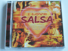 I Love Salsa - Various (CD Album) Used Very Good