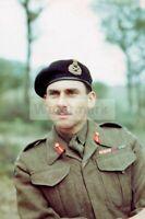 WWII photo Portrait of Canadian Lieutenant General Guy Simonds 1299