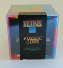 Tetris Puzzle Cube Rare Retro Cool 3D Jigsaw Brainteaser