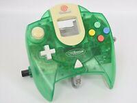 Dreamcast Controller Pad HKT-7700 Millennium 2000 Lime Green /2634 Sega Tested
