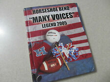 2005 Horseshoe Bend High School Yearbook Annual Legend New Site Alabama