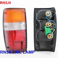 FOR Toyota Hilux LN50 RN50 Pickup 1984-88 85 87 Pair Tail Lamp Socket Rear Lens