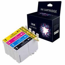 4 Ink cartridges for Epson stylus SX425W S22 SX125 SX130 SX435W SX235W BX305FW