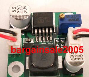 HQ Mini DC Voltage Motor Speed Regulator 12 / 24VDC 120 HLDR3A120 for DC motor