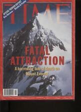 TIME INTERNATIONAL MAGAZINE - October 20, 1997