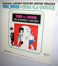 TOM JONES IRMA LA DOUCE soundtrack LP factory-SEALED NOT a Cut-Out UAL 4134 UA