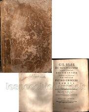 Giblas di san Tillano storia piacevole del sig.Le Sage - 1773
