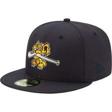 Charleston RiverDogs Diamond BP Navy New Era 5950 Cap Hat NWT 7 1/8