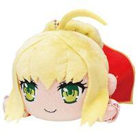"Saber Altera Attila 6/"" Plush Doll Key Chain Sega Fate//Extella Link"