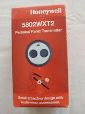 Brand New Honeywell 5802WXT Wireless Single-Button Personal  Panic Transmitter