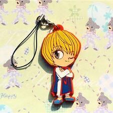 HUNTER X HUNTER Kurapika PVC Figure Cell Phone Chain Strap Detailed Charm