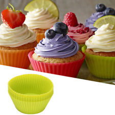 2PCS Mini Silicone Cup Cake Pan Mold Muffin Cupcake Form to Bake Kitchen