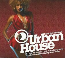 V/A Defected Presents Urban House 2 CD, Fish Go Deep, Wookie, Peven Everett a.m.