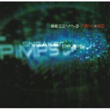 Sneaker submergés-becoming remixed CD NEUF