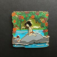 The Jungle Book 50th Anniversary - Baloo and Mowgli Disney Pin 126333