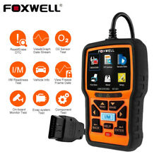 FOXWELL OBD2 Code Reader Check Engine Light OBD2 Scanner Carrying Case