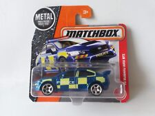 15 Subaru WRX STI Police Vehicle Matchbox Diecast Metal Toy Car #60/125