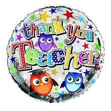 Creative Foil Balloon - Thank You Teacher