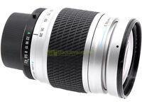 Pentax AF zoom Vitacon 28/210mm. f4,2-6,5 Asph, compatibile con reflex digitali.