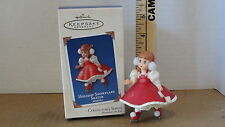 HALLMARK KEEPSAKE 2007  MADAME ALEXANDER CHERRY PARFAIT ORNAMENT