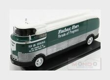 NEO 1/43 GM General Motors Peter Pan Parade of Progress FUTURLINER Green 46471