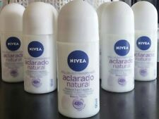 SALE 6 Pk Nivea Aclarado Natural Roll On 48HR Proteccion 50ml Beauty Touch Scent