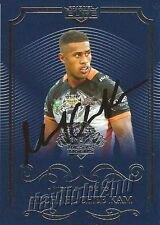 ✺Signed✺ 2017 WESTS TIGERS NRL Card MICHAEL CHEE KAM