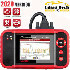 New Check Engine AT ABS SRS Airbag Code Reader OBD2 Scanner Diagnostic Scan Tool