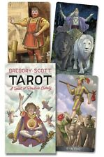 New ListingGregory Scott Tarot Deck Card Set witch craft witchcraft wicca oracle cards