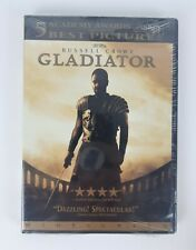 Gladiator (Dvd, 2013) Russell Crowe *New, Sealed*