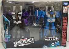 Transformers War for Cybertron Earthrise Skywarp Thundercracker 2-Pack Seeker